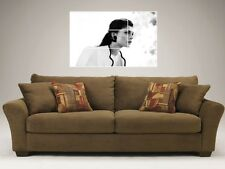 """JESSIE WARE MOSAIC 35""""X25"""" INCH WALL POSTER"""