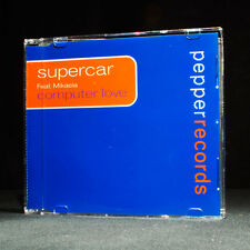 Supercar Featuring Mikaela - Computer Love - music cd EP