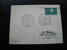 FRANCE - enveloppe 16/7/1961 (cy23) french (Z)