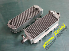"T=40mm Aluminum Alloy Radiator Suzuki RM125 125CC 2-STROKE ""N/P"" MODEL 1992-1995"