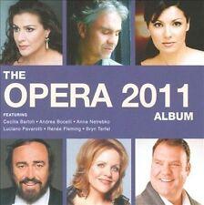 Various Artists: The Opera Album 2011 [2 CD]  Audio CD