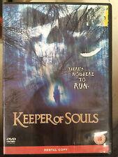 R.G. Armstrong, Kelly Rowen KEEPER OF SOULS ~ Horror / Thriller | UK DVD