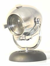VINTAGE STRAND THEATER SPOT LIGHT FILM INDUSTRIAL DESK LAMP EAMES MID CENTURY