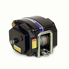Powerwinch 12V Marine Boat Trailer Winch 915, 9500 lb