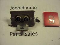 Garrard Synchro 65B RCA Output Jack & Mounting Screw. Parting Out Garrard 65B.