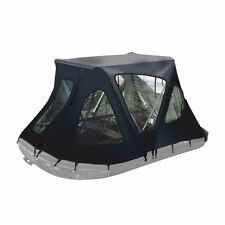 ALEKO Winter Waterproof Canopy for BT320 Inflatable Boat Black Color