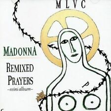 Remixed Prayers EP 0075992602228 by Madonna CD