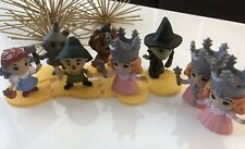 14 Pc set Wizard of Oz McDONALDS Happy Meal Toys 25th anniversary Yellow Brick