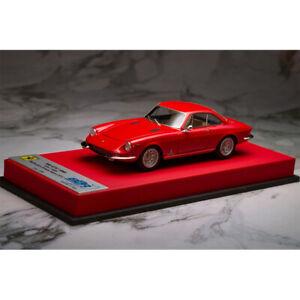 BBR RGM 1:43 Ferrari 365 GTC 1968 S/N 11969 Car Model Limited/20pcs Collection