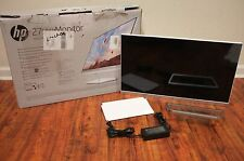 HP 27XW 27 IPS LED Full HD Monitor 1920 x 1080 HDMI ports AS IS Free Shipping