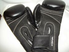 Century- I Love Kickboxing 12 oz Black Adult Martial Arts & Mma Boxing Gloves