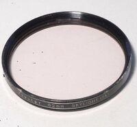Used 62mm Vivitar filter Sky Skylight 1A Japan rated B+