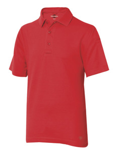 Tru-Spec  24-7 Series Classic Polo Short sleeve RED Polo ONE ONLY