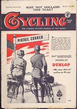 CYCLES SIMPLEX Holland Amsterdam 250gsm A3 Cycling Poster 1908