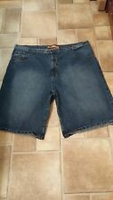 DNM ATTITUDE Mens SZ 46 Med Wash Denim Shorts RN# 98550 *SEE DESCRIPTION