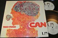CAN Tago-Mago / German DLP 1971 UNITED ARTISTS UAS 29211/12X