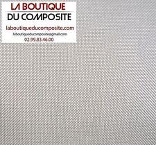 10 m2 de FIBRE DE VERRE ROVING 100g. taffetas pour résines polyester ou époxy.