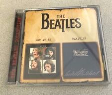 THE BEATLES/LET IT BE/RARITIES/RUSSIAN PRESSING/CD