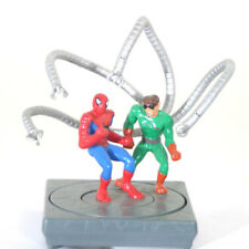 Spiderman and Doctor Otto Octavius Doctor Octopus Roller Action Toy