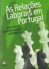 As Relações Laborais em Portugal. NUEVO. Nacional URGENTE/Internac. económico. D