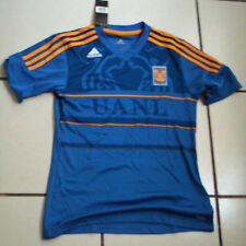 Team Tigres Official Soccer Jersey Adidas Size M Womens Blue  2014