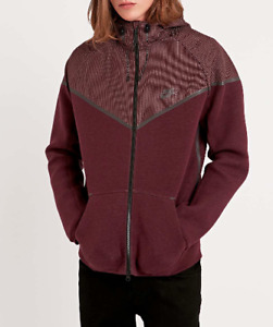 Nike Tech 3mm Windrunner in Maroon - Brand New With Tags