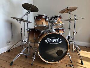 MAPEX PRO M Maple drum kit