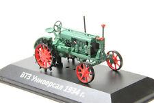1:43 Tractor VTZ 1934 TEST ISSUE Russian Tractors + Magazine  # 4