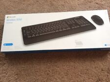 Microsoft Wireless 3050 Desktop Tastatur und Maus, Neu. QWERTZ