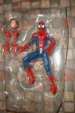 MARVEL LEGENDS SPIDER-MAN SPACE VENOM BAF PETER PARKER SPIDER-MAN LOOSE