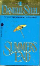 Summer's End by Danielle Steel (1985, Paperback)
