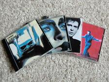 Peter Gabriel ★ 4 Live So Us Secret Up Scratch ⓞ 8 CD Set Sammlung