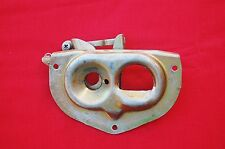 VW KARMANN GHIA 1968-1974, FRONT HOOD LATCH, COUPE OR CONVERTIBLE, LOCK, OEM