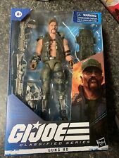 G.I. GI Joe Hasbro Classified Series 07 Gung Ho Unopened