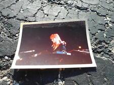 Beatles Paul McCartney w/WINGS Private Snapshot Photo 1976 #3 - Linda McCartney