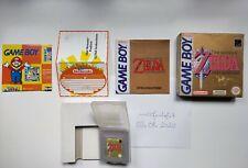 Zelda Link's limbo PAL (Game Boy, 1993) completamente