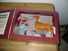 Roy Rogers & Trigger Heartland Figurine in Never Been Opened