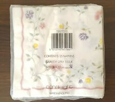 New Pack 25 Paper Napkins Johnson Brothers Summer Chintz England
