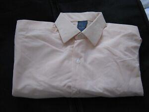 Vintage M&S nylon shirt - 16.5 inch in vgc