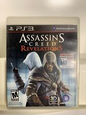 Assassin's Creed: Revelations (Sony PlayStation 3, 2011) Cleaned And Tested