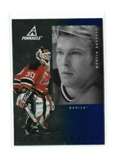 1997-98 PINNACLE TEAM PINNACLE #1 MARTIN BRODEUR PATRICK ROY DEVILS
