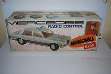 RICO MERCEDES 450 SE RADIO CONTROL MONOCANAL REF 150 EN BOITE