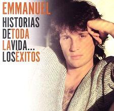 """EMMANUEL - """"Historias De Toda La Vida.. Los Exitos""""  * NEW CD *  Orig 2006 Album"""