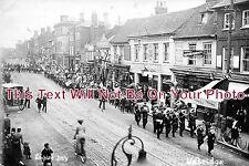 MI 97 - Empire Day Parade, Uxbridge, Middlesex - 6x4 Photo