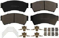 Disc Brake Pad Set-ProSolution Ceramic Brake Pads Front Monroe GX1164
