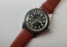 Vintage Rare Exquisit Aquamatic Divers Mens Watch Automatic PUW 1361 Movement