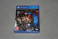 A.O.T AOT Wings Of Freedom - PS4 - DISC OUTSIDE OF BOX FACTORY SEALED - RARE!!!