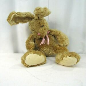 "Vtg 1999 Chrisha Creations Bunny Rabbit Plush Jumbo 31""  Wired Ears Easter Gift"