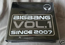 BIGBANG - Vol.1 [ T.O.P & SEUNGRI Photo Mounts ] + GIFT