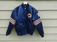 NFL Vintage Jacket Starter 80's Chicago Bears Men's Size Large